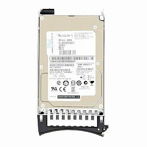 00AD085 - HD Servidor IBM 1.2TB 10K 6G 2.5 SED SAS