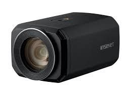 XNZ-6320 Câmera Network 2MP Caixa + Zoom 32x Zoom - Hanwha