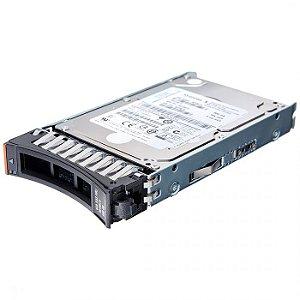 00AJ121- HD Servidor IBM 500GB 7.2K 6G 2.5 SFF SAS