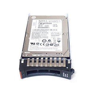 00NA221 - HD Servidor IBM 300GB 15K 12G 2.5 SAS