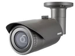 QNO-6010R Câmera Network 2MP IR Bullet - Hanwha