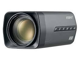 SNZ-6320 Câmera Network Full HD 2MP Caixa + Zoom 32x - Hanwha