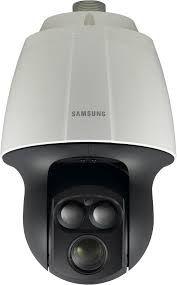 SNP-6320RH Câmera Network 2MP IR 32x PTZ Dome - Hanwha