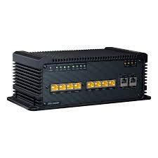 SPN-10080P Switch de Rede PoE Móvel 8 Portas (RJ45)- Hanwha