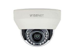 HCD-7010R Câmera HD Analógica Interna IR Dome 4MP - Hanwha