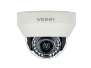 HCD-7020R Câmera HD Analógica Interna IR Dome 4MP - Hanwha