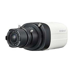 HCB-6000 Câmera HD Analógica Box 2MP (sem lente) - Hanwha