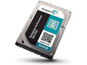 ST300MX0032 - HD Servidor Seagate ENT 300GB 2.5 SAS 12G SSHD