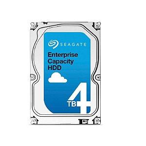 "ST4000NM0125 - HD Servidor Seagate 4TB 7.2K 3,5"" 12GB/S SAS"
