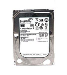 ST9500620NS - HD Servidor Seagate 500GB 7,2K 2,5 SP 6G SATA