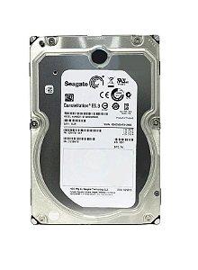 ST3000NM0033 - HD Servidor Seagate 3TB 7.2K 3,5 6G SP SATA