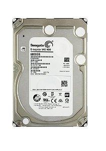 ST6000VN0001 - HD Servidor Seagate 6TB 7,2K 3,5 6G NAS SATA