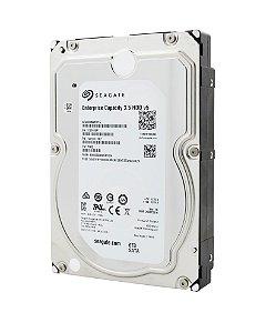 ST6000NM0115 - HD Servidor Seagate ENT 6TB 7.2K 3.5 6G 5xxE SATA