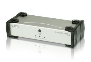 CS261 Dispositivo de Partilha de Computador DVI USB