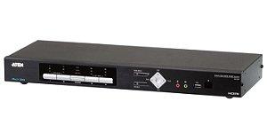 CM1284 Switch USB 4K HDMI Multi-View KVMP™ de 4 portas