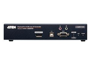 KE9950T Transmissor 4K DisplayPort de ecrã individual KVM Sobre IP