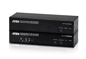 CE774 Extensor KVM USB VGA Dual View Cat 5 (1600 x 1200 a 150m)