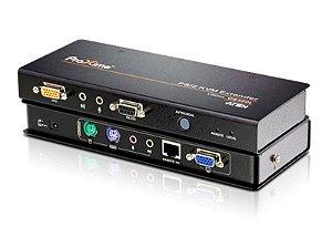CE350 Extensor KVM PS / 2 VGA / Áudio Cat 5 (1600 x 1200 a 150m)
