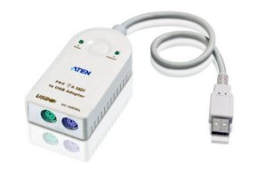 UC100KMA PS/2 to USB Adapter with Mac support (30cm)