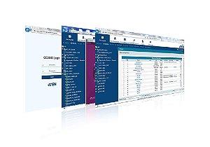CC2000 Software de Gerenciamento Centralizado