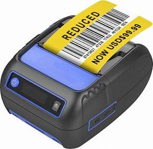 DTS-2500 Impressora portátil de tickets e etiquetas a prova d'agua e de choque