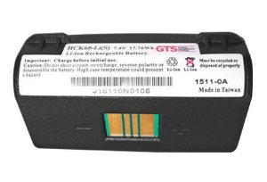 HCK60-LI(S) - Bateria GTS Para Intermec CK60