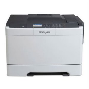 CS410DN IMPRESSORA LASER COLOR A4 LEXMARK 32PPM