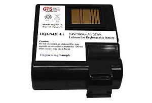 HQLN420-LI - Bateria GTS Para Impressoras Zebra QLN420