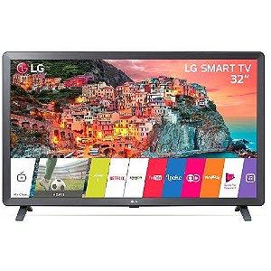 32LK615BPSB TV 32P LG LED SMART WIFI HD USB HDMI