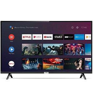 40S6500FS TV 40P TCL LED SMART FULL HD HDMI USB COMANDO DE VOZ (MH)