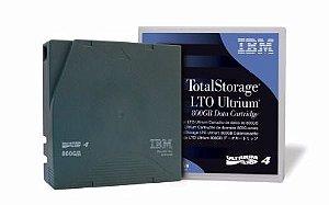 95P44366 FITA LTO ULTRIUM 4 800GB/1.6TB IBM
