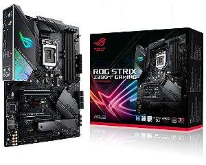 90MB0YG0-M0EAY0 Placa-Mãe Asus ROG (ROG Strix Z390-F) Intel 1151 DDR4 ATX