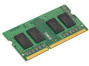 KCP316SD8/8 MEMORIA NOTEBOOK 8GB DDR3 PROPRIETÁRIA KINGSTON