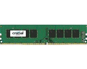 CT4G4DFS824A MEMORIA CRUCIAL 4GB DDR4 2400MHZ UDIMM