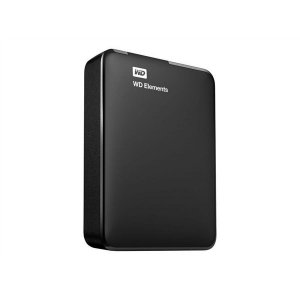 WDBU6Y0020BBK-WESN - HD Externo Western Digital Elements 2TB 2.5in USB 3.0 Black