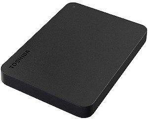 HDTB420XK3AA - HD Externo Toshiba 2TB Canvio Basics 5400rpm USB 3.0