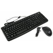 920-004429 KIT Teclado e Mouse USB Mk120 Preto Logitech