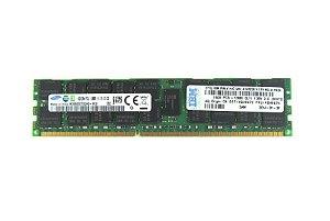 46W0672 Memória Servidor IBM 16GB PC3L-12800 ECC SDRAM LP RDIMM