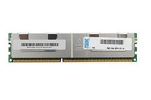 46W0741 Memória Servidor IBM 64GB PC3-10600 ECC SDRAM LP LRDIMM