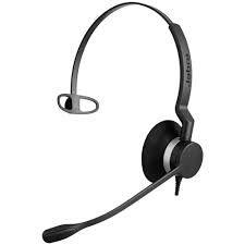 Jabra Headset BIZ 2300 Monoauricular NC (QD), 2303-820-105