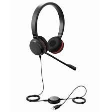 Jabra Headset Evolve 30 II MS Biauricular (USB, 3.5mm), 5399-823-309