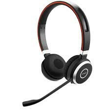 Jabra Headset sem fio Evolve 65 MS Biauricular (USB), 6599-823-309