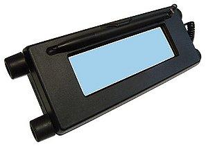 Coletor de Assinatura Topaz Systems T-RFLBK460 Modelo Série LinkSign LCD 1x5