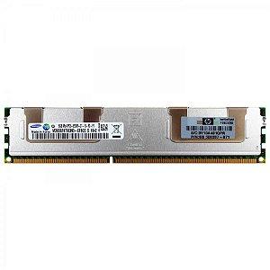 500207-071 Kit Memória Servidor HP SDRAM PC3-8500 de 16GB (1x16 GB)