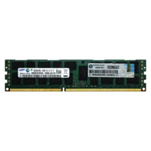 606425-001 Memória Servidor HP DIMM SDRAM de 8GB (1x8 GB)