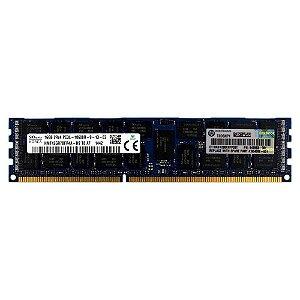 647653-081 Memória Servidor HP SDRAM LP de 16GB (1x16 GB) RDIMM