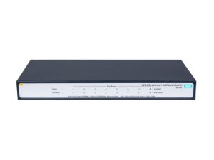 Switch 1420 8p Giga PoE+ (64W) - HPE / JH330A