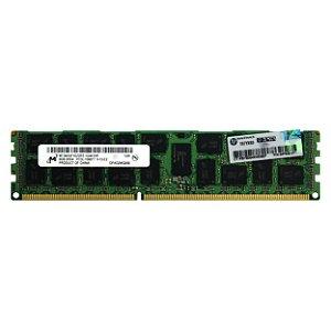 647899-S21 Memória Servidor HP DIMM SDRAM de 8GB (1x8 GB)