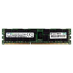 672612-181 Memória Servidor HP DIMM SDRAM de 16GB (1x16 GB)