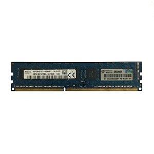708635-B21 Memória Servidor HP DIMM SDRAM de 8GB (1x8 GB)